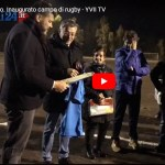 """Belpasso. Rinnovato lo stadio del rugby """"Giuseppe Rizzo"""""""