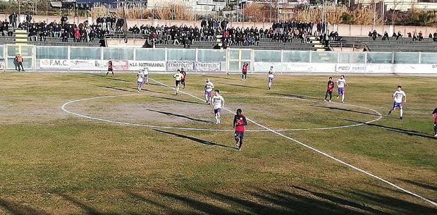 Calcio. Big match per il Paternò, pronto a sfidare il Palazzolo