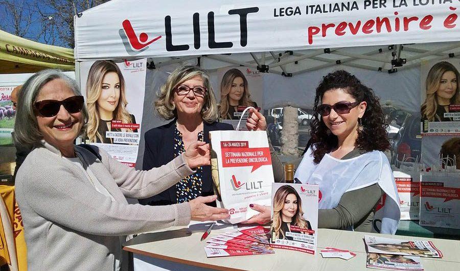 Catania. Al via la Settimana di Prevenzione Oncologica Lilt