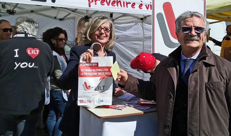 Belpasso. Domenica chiusura Settimana Nazionale per la Prevenzione Oncologica LILT