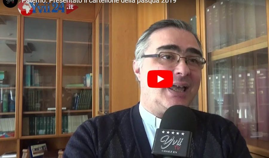 Paternò. Il cartellone della Pasqua 2019
