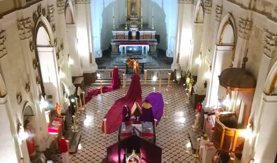 """Paternò. """"Ecce Homo"""", riti e tradizioni della Settimana Santa"""