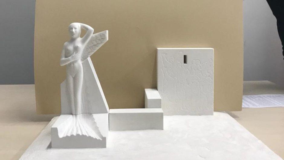 Belpasso. Una scultura monumentale ricorderà l'eruzione del 1669