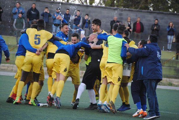 Calcio. Domani la finale d'andata playoff Eccellenza, Biancavilla-Canicattì