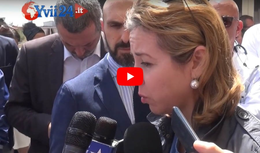 Sanità. Visita del ministro Giulia Grillo negli ospedali di Paternò, Biancavilla e Bronte