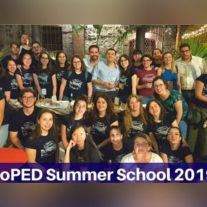 Alle battute finali la Coped Summer Schoool 2019