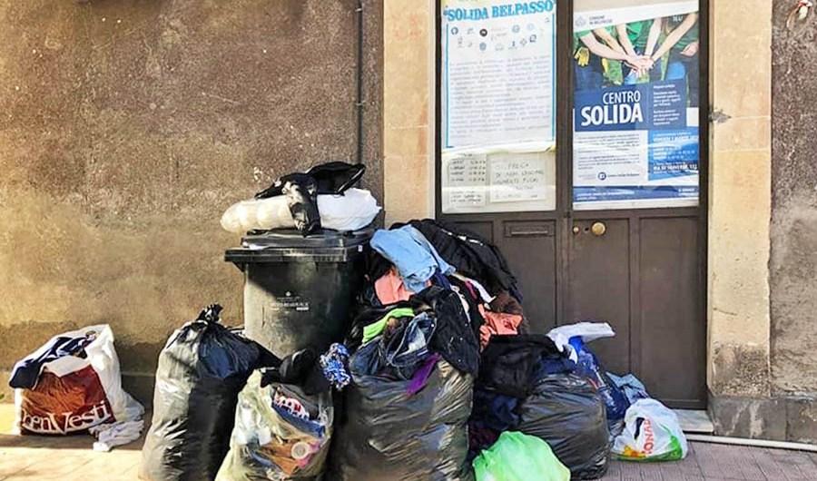 """Belpasso. """"Centro Solida"""": «Non utilizzateci come discarica»"""