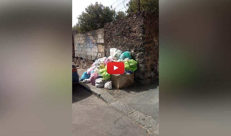 Ambiente. Paternò invasa dai rifiuti