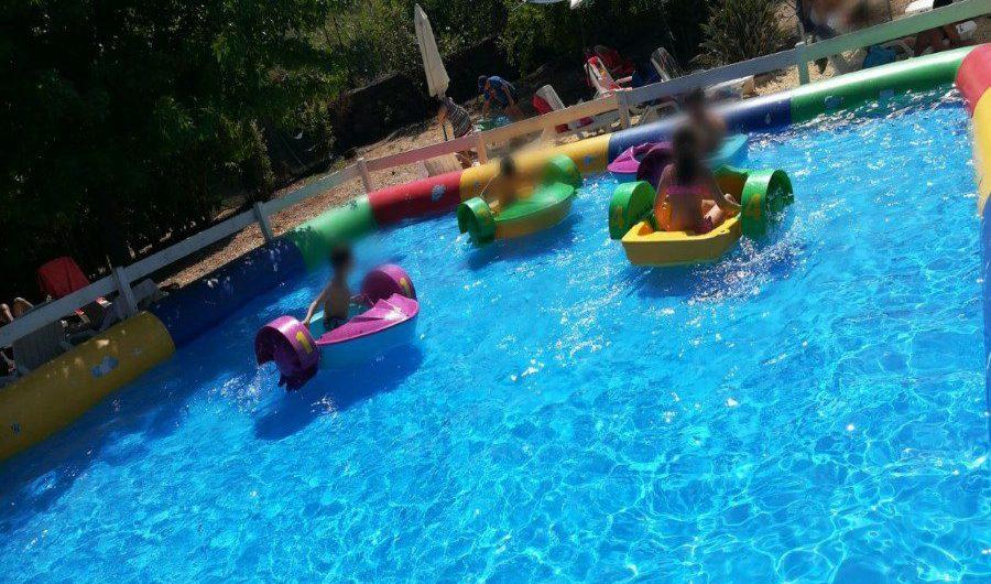 "Belpasso. Aperta piscina ""Rocce Bianche"""