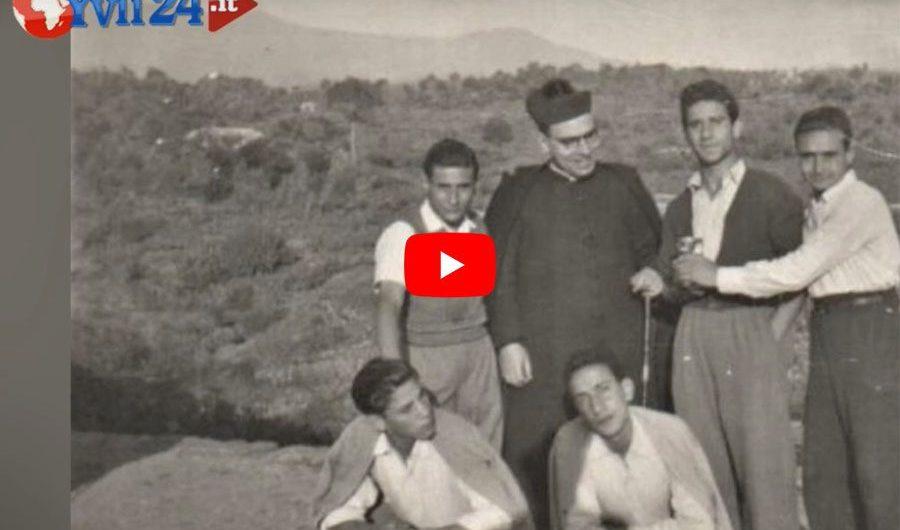 """Biancavilla. """"Santu, riccu e furtunatu"""", intervista agli autori del libro su padre Placido Brancato"""