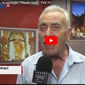 """Biancavilla, """"Plastic Free Challenge"""" in Consiglio comunale slitta a lunedì"""