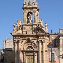 Biancavilla, chiesa del Rosario (Foto Archenzo di Wikipedia in italiano)