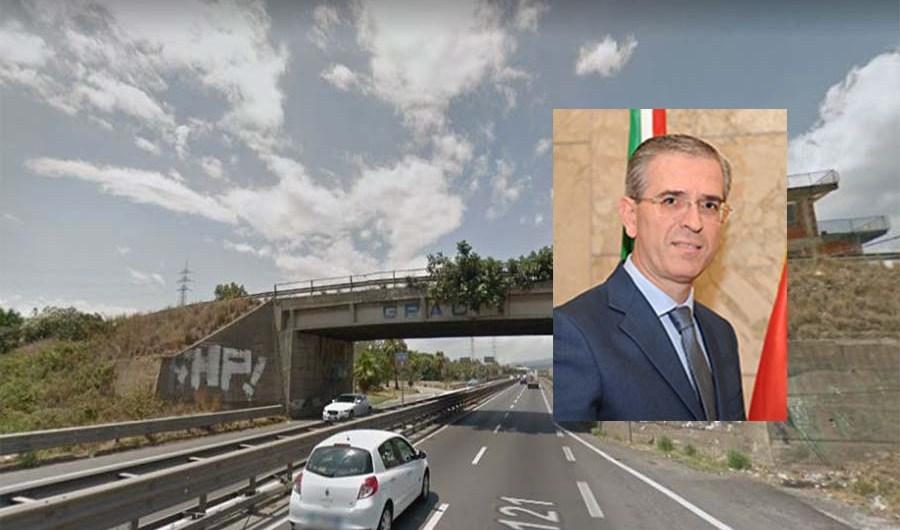 Ponte Graci. Assessore Falcone:«Un milione dal Governo Musumeci per ricostruirlo subito»