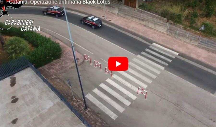 """Catania. Operazione antimafia """"Black Lotus"""": 31 arresti nel clan Santapaola-Ercolano (VIDEO)"""