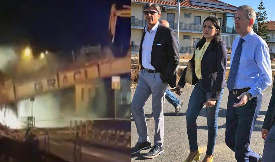 """Statale 121, domani firma Regione-Anas per ricostruzione ponte """"Graci"""""""