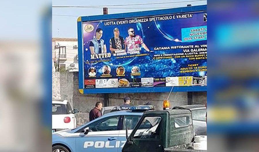 Catania. Concerti e botti abusivi: denunciati cantanti neomelodici
