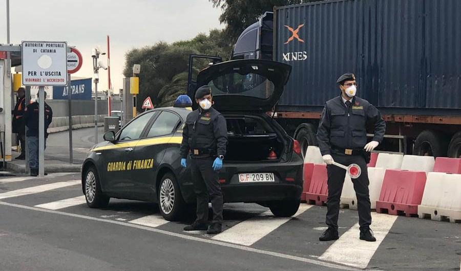 Catania e provincia: 19 denunce per violazioni al divieto di circolazione