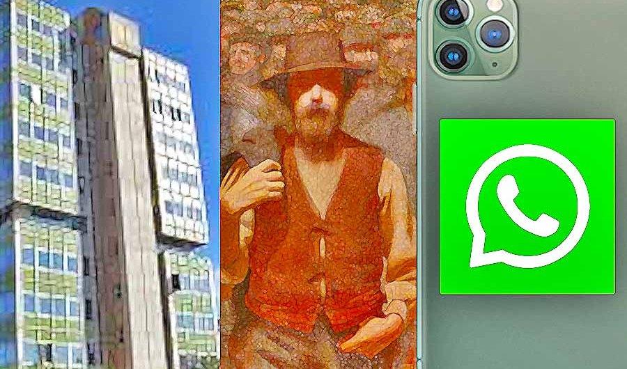 Paternò, il rivoluzionario con l'Iphone da 1500 euro!
