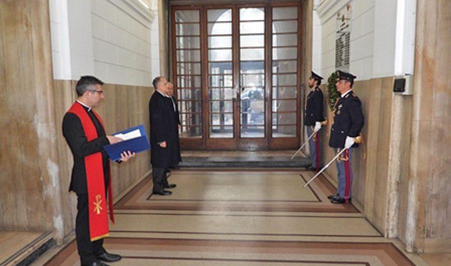 La Polizia di Stato celebra il 168° Anniversario della Fondazione