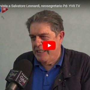 Paternò. Intervista a Salvatore Leonardi, segretario cittadino del Partito Democratico