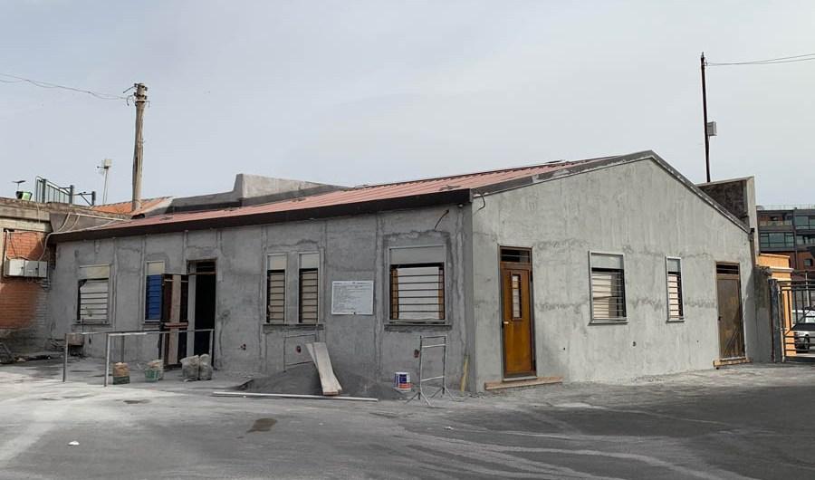 Catania. Ripartono lavori per bagni e docce all'Help Center Caritas