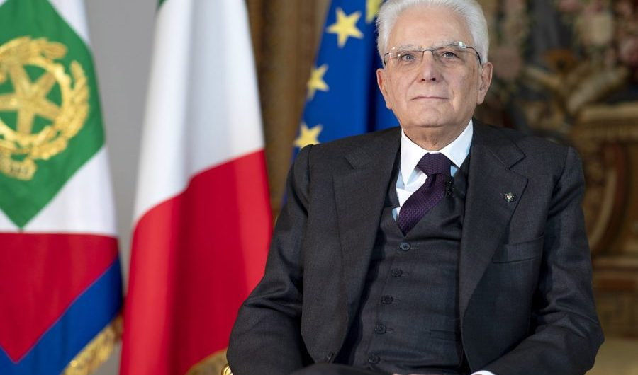 Mattarella a Elena Ingiulla: «Stima in suo padre»