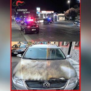 Biancavilla. Movida: denunciato per incendio auto, ex fidanzato deluso