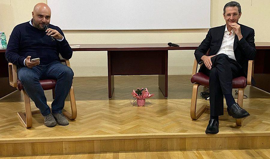 """Biancavilla. Sebastiano Ardita a Villa delle Favare con il suo """"Cosa nostra Spa"""""""
