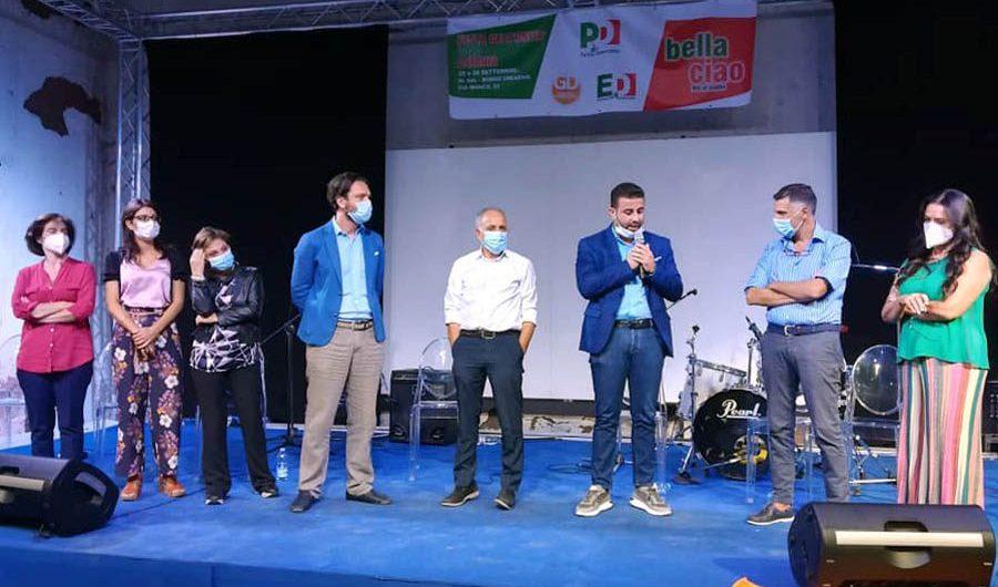 Catania. Chiusa la Festa dell'Unità, Villari: «Ripartiamo da welfare, diritti, sviluppo»
