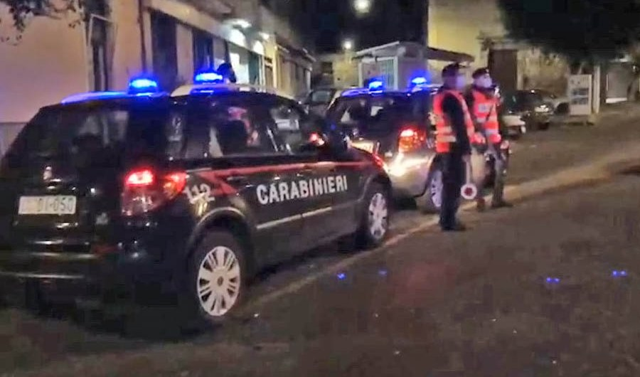 Rispetto normativa covid-19, controlli nel weekend anche a Paternò e Belpasso