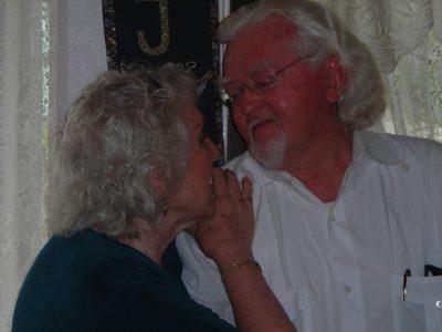Yvonne and John