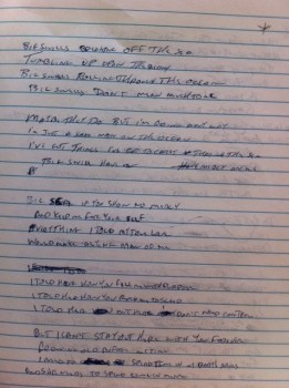 Big Swell lyrics