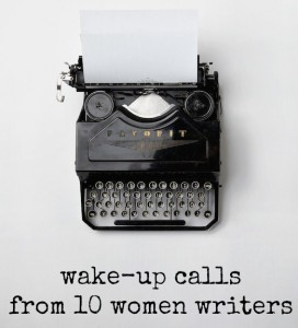 wake up call image