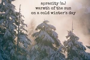 apracity