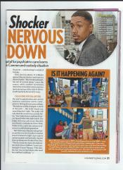Los Angeles Psychologist - Dr. Thomas - Featured in Life & Style Magazine (09/22/2014)