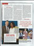 Interview by Closer Magazine - Yvonne Thomas Ph.D.