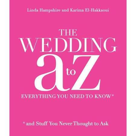 """Yvonne Thomas, Ph.D. as featured in """"The Wedding a to z"""""""
