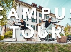CAMPUS TOUR 2019