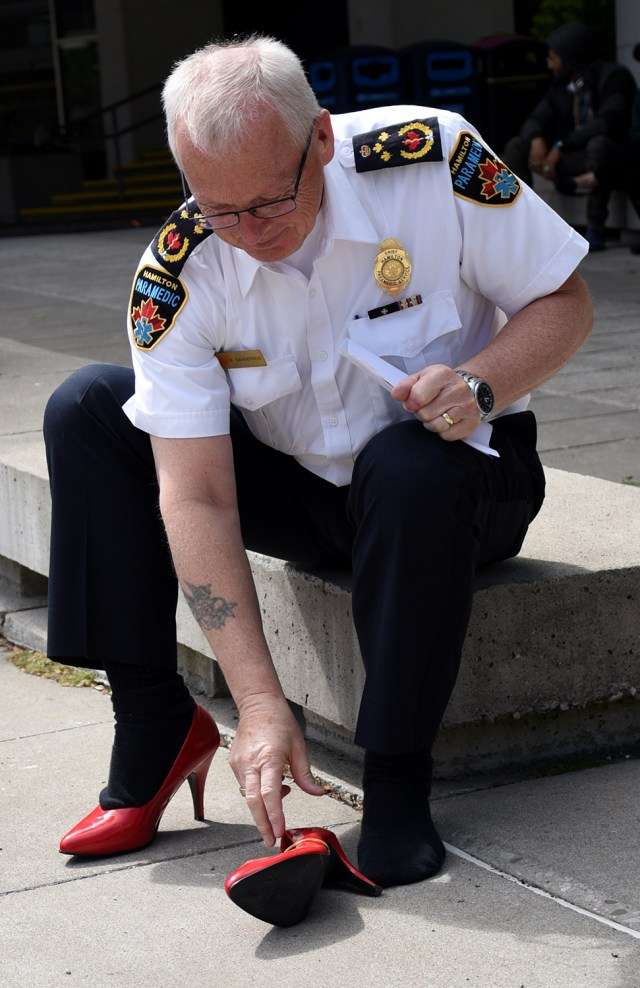 YWCA Hamilton Walk a Mile in Her Shoes 2019 exceeds all