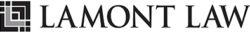 Lamont law logo