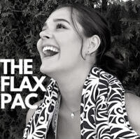 The Flax Pac -A Microwaveable Heating and Cooling Pack