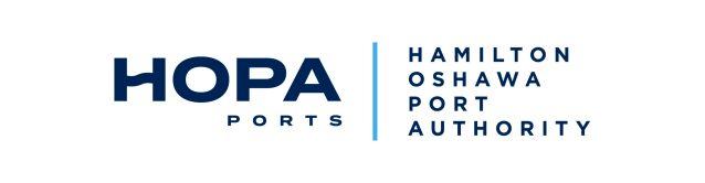 Hamilton Oshawa Port Authority logo