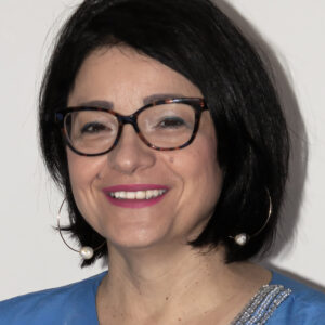 Gabriela Covaci headshot