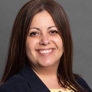 Dr. Rosa Da Silva headshot