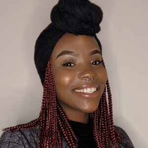 Susanne Nyaga headshot