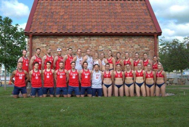 Norwegian Handball Team from Norwegian Handball Federation
