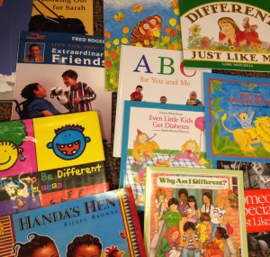 Children's books on race and culture