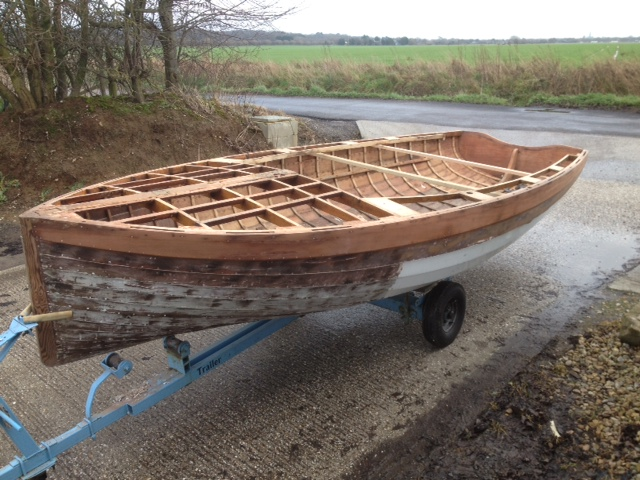 Restoring Wooden Boats Yachting World Dayboat Association