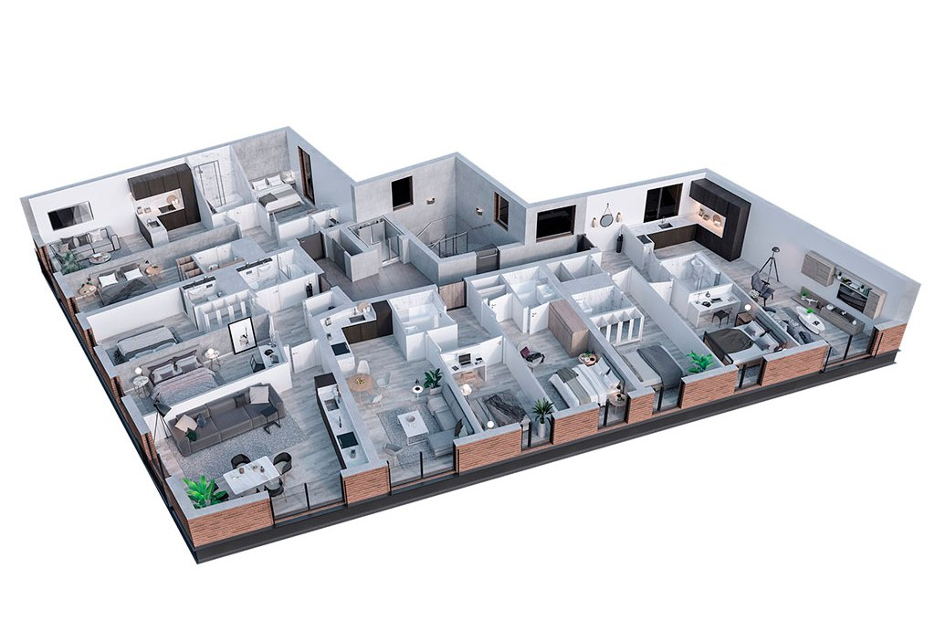 No76_Floor-3D-plan