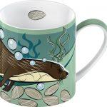 Wildlife Turst Otter Mug